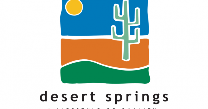 Logotipo Desert Springs